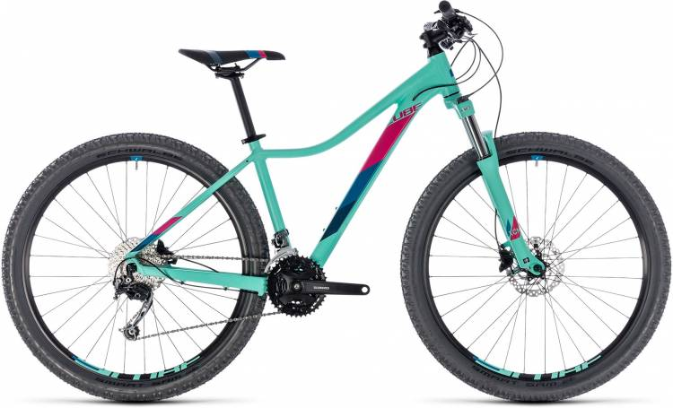 Cube Access WS Pro mint n raspberry 2018 - Damen Hardtail Mountainbike