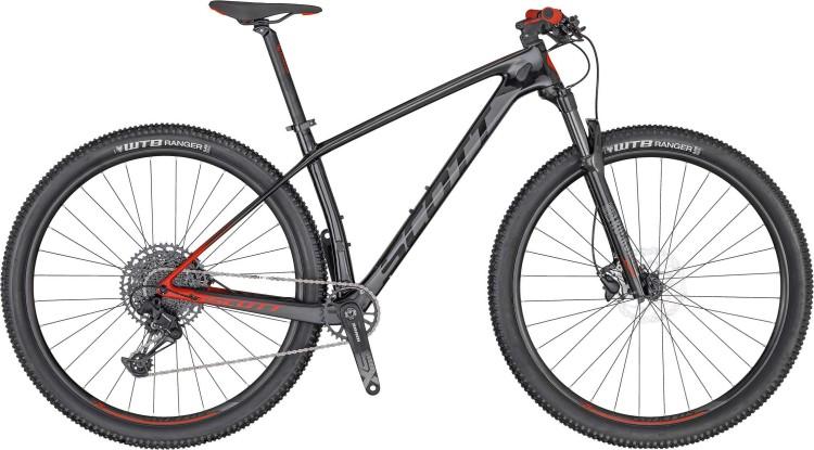 Scott Scale 940 black/red 2020