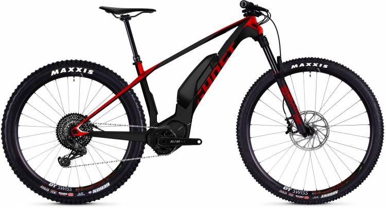 Ghost Hybride Lector S6.7+ LC 2019 - E-Bike Hardtail Mountainbike