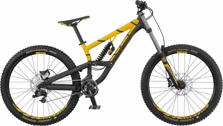 Scott Voltage FR 720 2017 - Fully Mountainbike