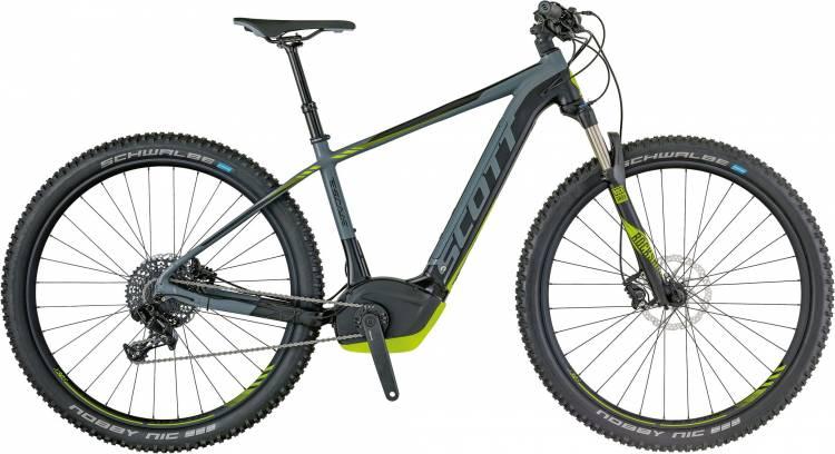 Scott E-Scale 920 2018 - E-Bike Hardtail Mountainbike