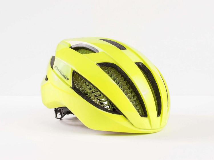 Bontrager Fahrradhelm Specter WaveCel Radioactive Yellow