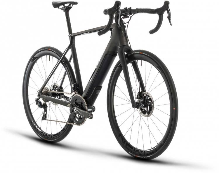 Cube Agree Hybrid C:62 SLT black edition 2020 - E-Bike Rennrad