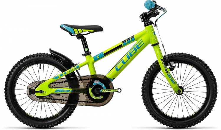Cube Kid 160 green n blue 2016