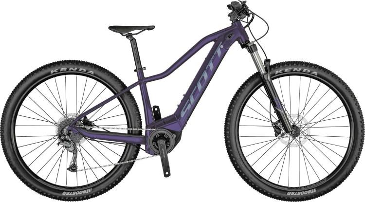 Scott Contessa Active eRIDE 930 lavender purple / pale purple 2021 - E-Bike Hardtail Mountainbike Damen