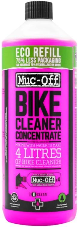 Muc Off Bike Cleaner Concentrate (Nano Gel) 1000ml Pink