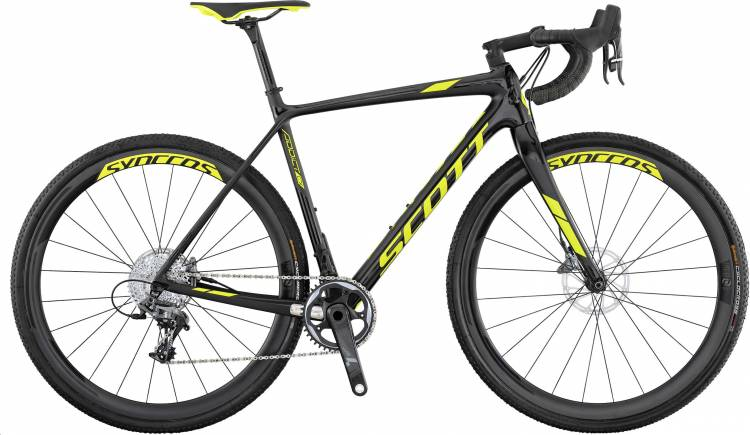 Scott Addict CX 10 Disc 2017