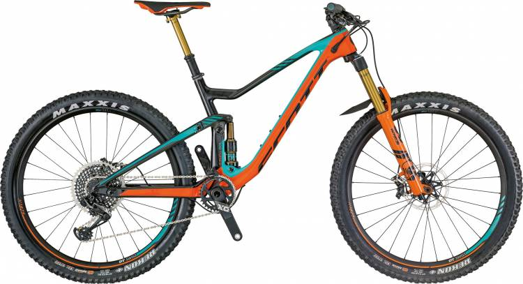 Scott Genius 700 Tuned 2018 - Fully Mountainbike