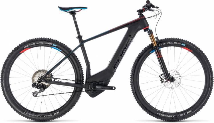 Cube Elite Hybrid C:62 SLT 500 29 zeroblack 2018 - E-Bike Hardtail Mountainbike