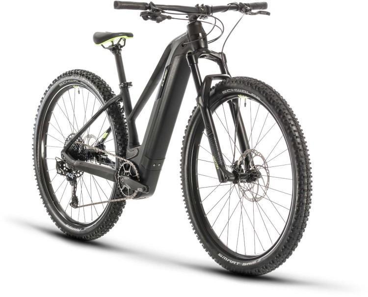 Cube Access Hybrid SL 625 29 black n green 2020 - E-Bike Hardtail Mountainbike Damen