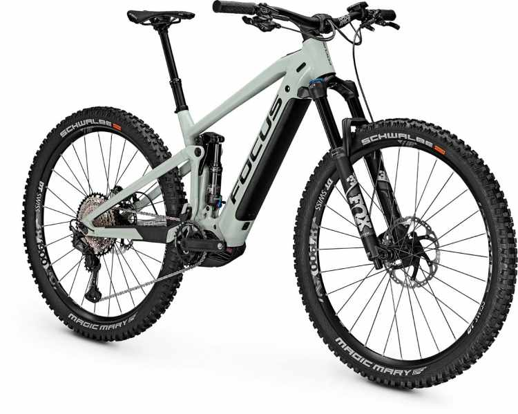 Focus Jam2 6.9 Nine Sky Grey 2021 - E-Bike Fully MTB | MHW