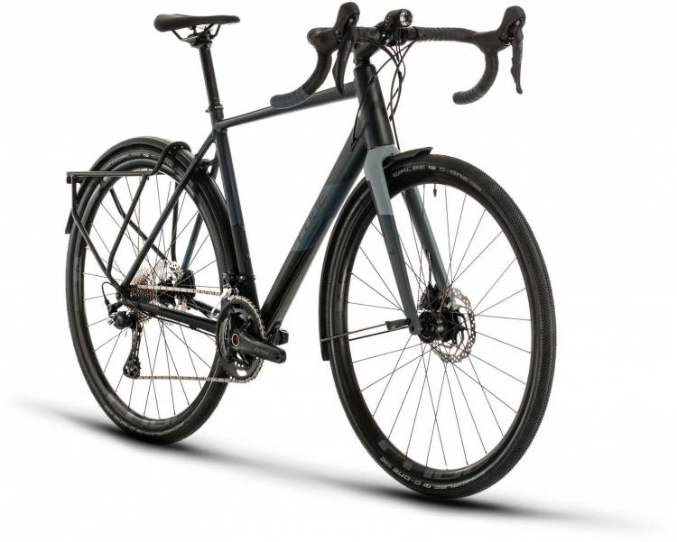 Cube Nuroad Race FE black n iridium 2020 - Cyclocross