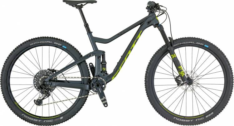 Scott Genius 940 2018 - Fully Mountainbike
