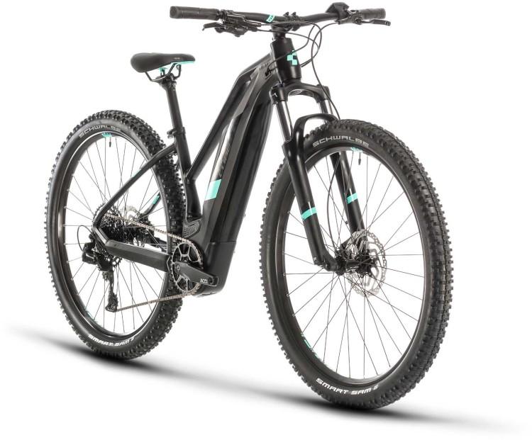 Cube Access Hybrid Pro 500 black n mint 2020 - E-Bike Hardtail Mountainbike Damen