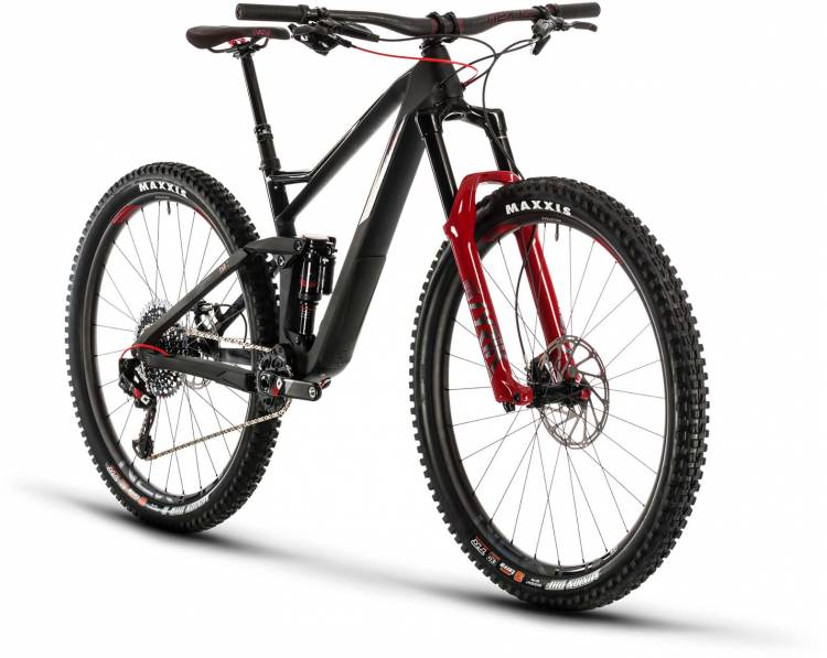 Cube Stereo 150 C:68 SLT 29 carbon n red 2020 - Fully Mountainbike