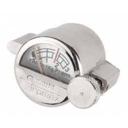 Petromax Manometer HK150/HK250/HK350/HK500 Chrom