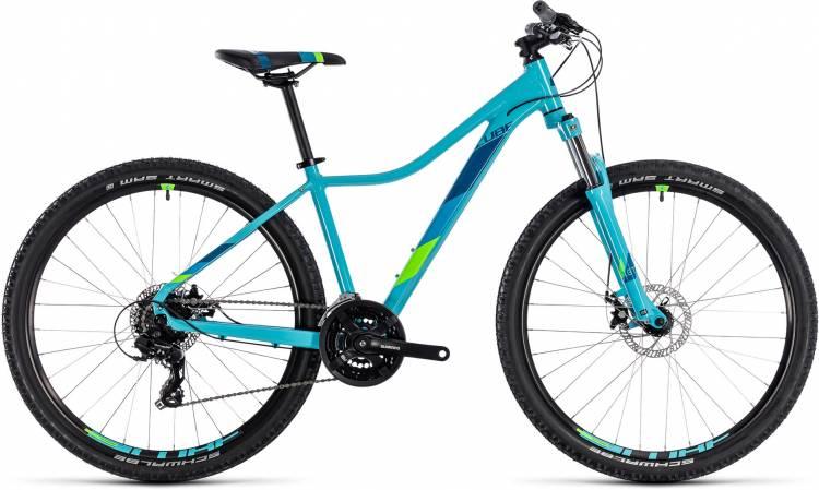 Cube Access WS aqua n green 2018 - Damen Hardtail Mountainbike