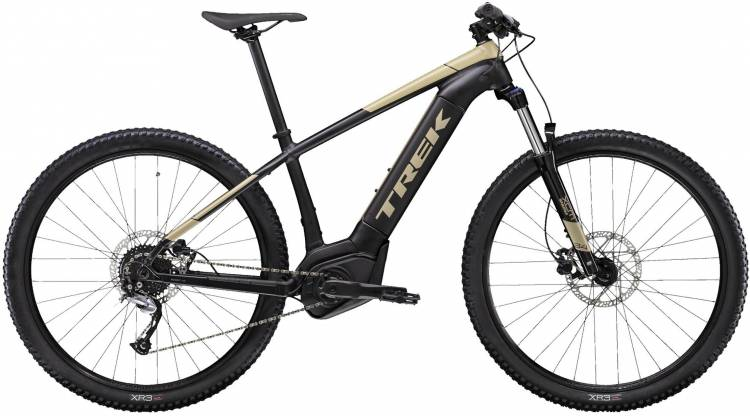 Trek Powerfly 4 Matte Trek Black/Quicksand 2020