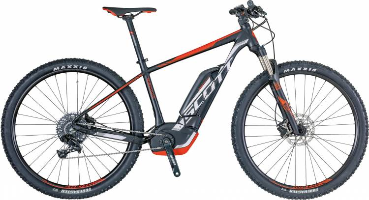 Scott E-Scale 930 2018 - E-Bike Hardtail Mountainbike
