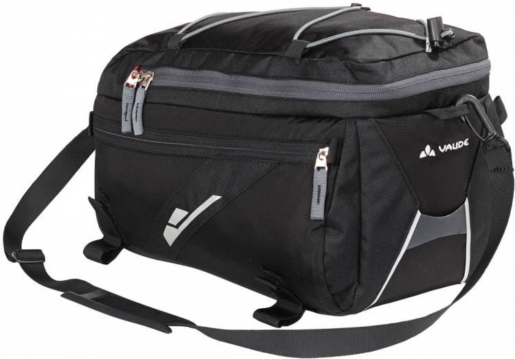 Vaude Silkroad M Gepäckträgertasche schwarz