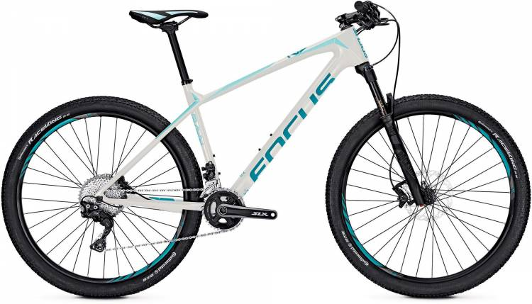 Focus Raven Elite Donna 27 white/blue 2017 - Damen Hardtail Mountainbike