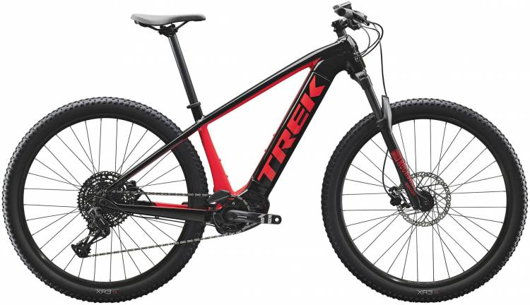 Trek Powerfly 5 Trek Black/Viper Red 2020