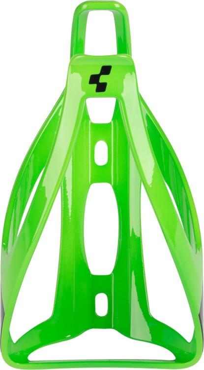 Cube Flaschenhalter HPP glossy green n black