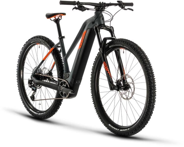 Cube Reaction Hybrid SL 625 29 grey n orange 2020 - E-Bike Hardtail Mountainbike Damen