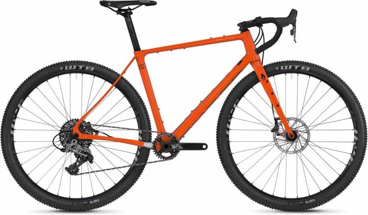 Ghost Fire Road Rage 6.9 LC U monarch orange / night black 2020 - Cyclocross
