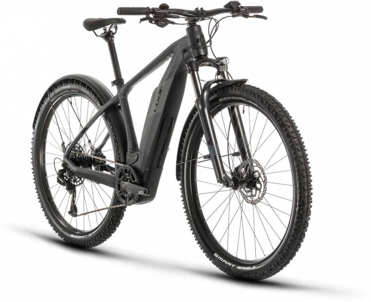 Cube Reaction Hybrid Pro 500 Allroad iridium n black 2020 - E-Bike Hardtail Mountainbike