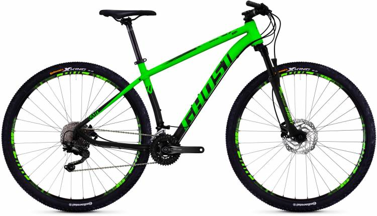 Ghost Kato 6.9 AL U 2018 - Hardtail Mountainbike