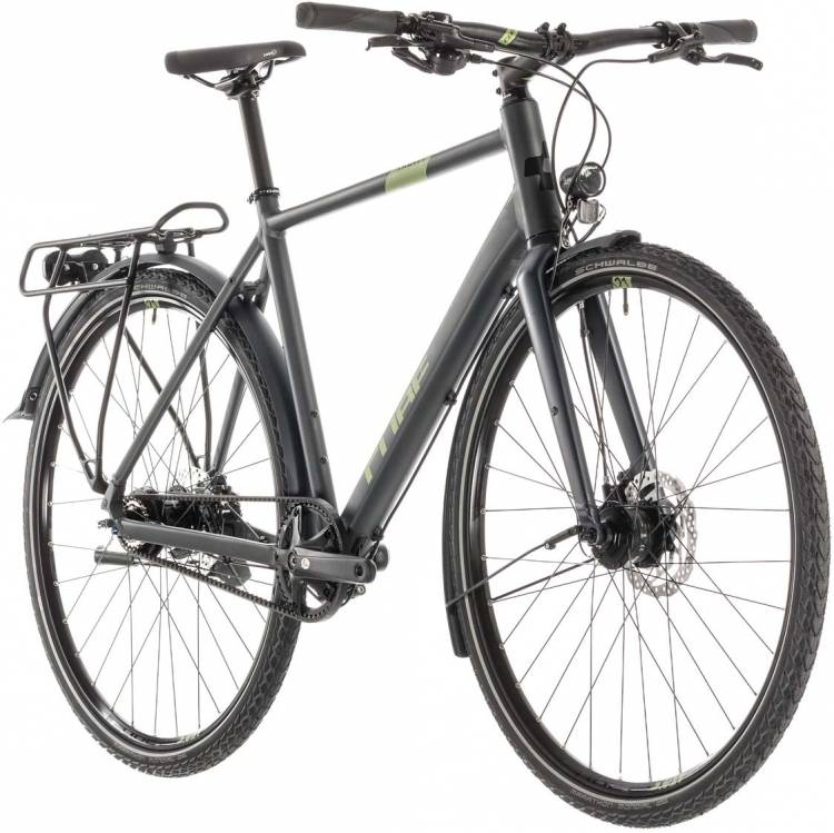 Cube Travel SL iridium n green - Herren 2019