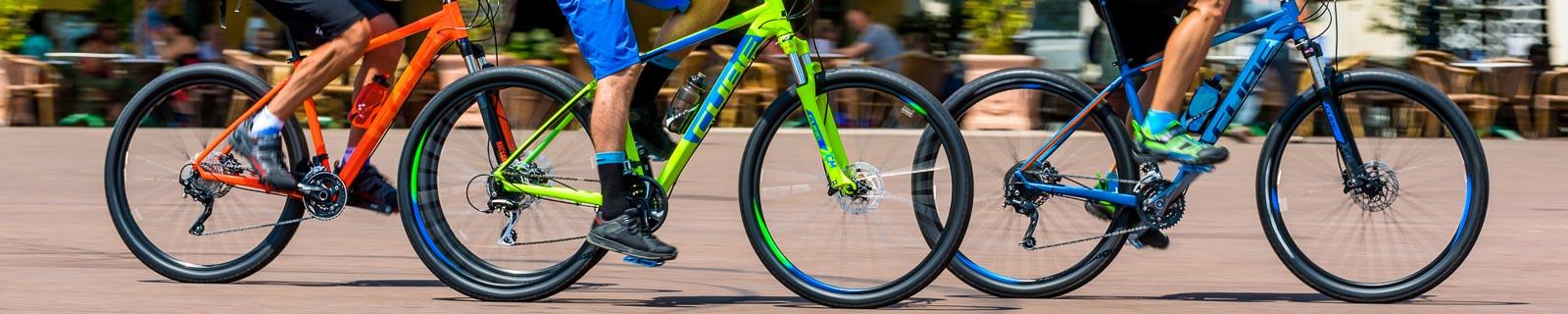 Cube Fahrräder