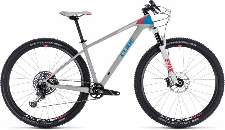 Cube Access WS C:62 SL team ws 2018 - Damen Hardtail Mountainbike