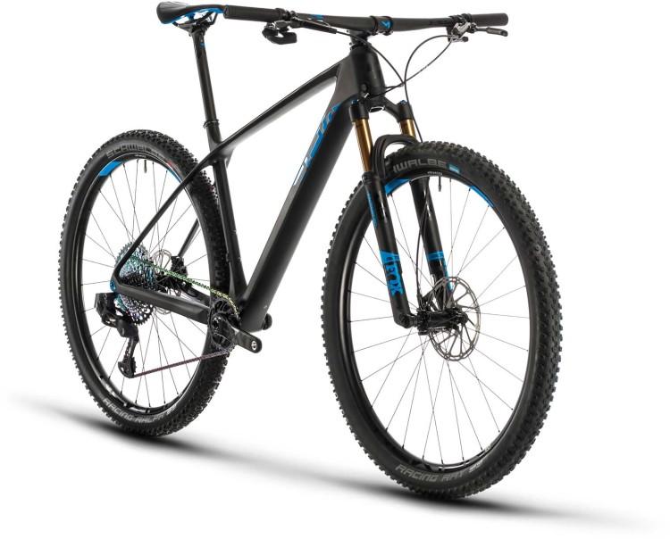 Cube Elite C:68X SLT carbon n blue 2020 - Hardtail Mountainbike