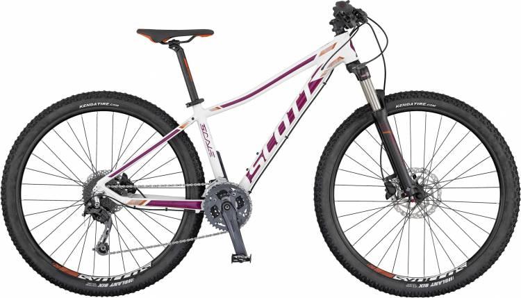 Scott Contessa Scale 740 2017 - Damen Hardtail Mountainbike
