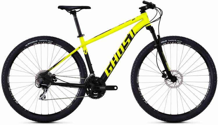 Ghost Kato 2.9 AL U 2018 - Hardtail Mountainbike