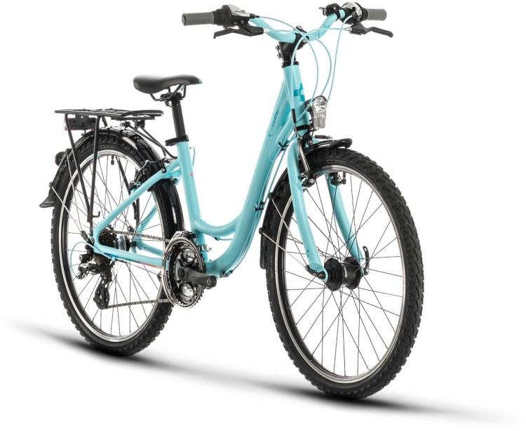 Cube Ella 240 lightblue 2021 - Kinderrad 24 Zoll