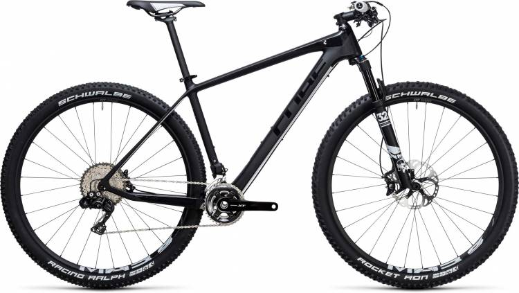 Cube Elite C:62 SL 29 2x blackline 2017 - Hardtail Mountainbike