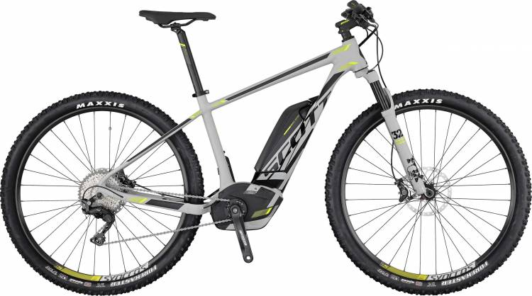 Scott E-Scale 710 2017 - E-Bike Hardtail Mountainbike