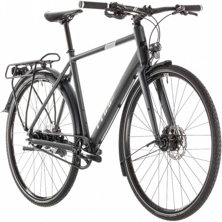 Cube Travel SLT iridium n grey - Herren 2019