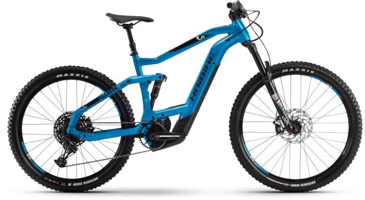 Haibike XDURO AllMtn 3.0 625Wh Blau/Schwarz/Grau 2020