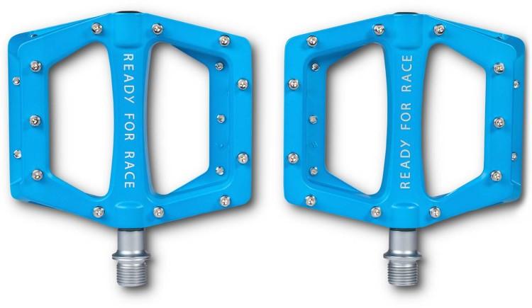 RFR Pedale Flat CMPT blue