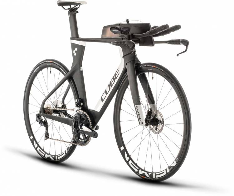 Cube Aerium C:68 TT SL LOW carbon n white 2020 - Triathlon