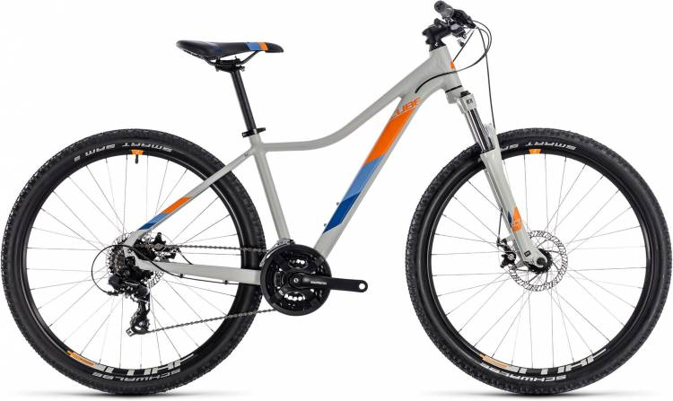 Cube Access WS grey n orange 2018 - Damen Hardtail Mountainbike
