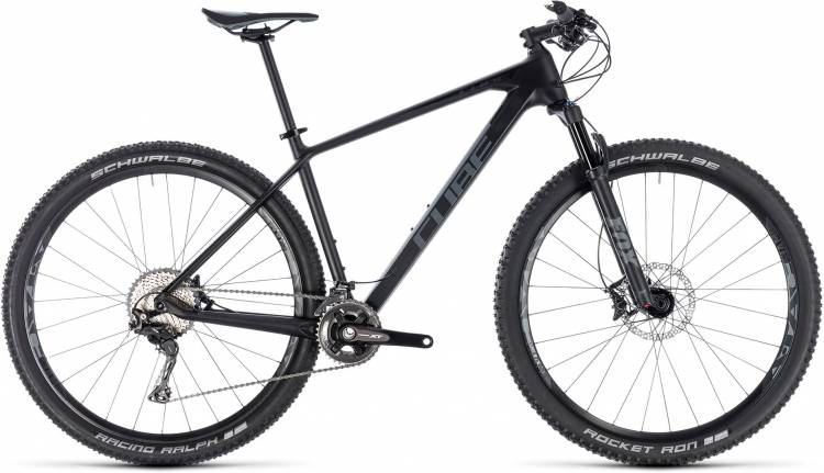 Cube Reaction C:62 Race carbon n grey 2018 - Hardtail Mountainbike