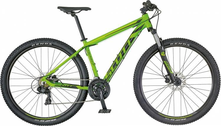 Scott Aspect 760 green/yellow 2018 - Hardtail Mountainbike