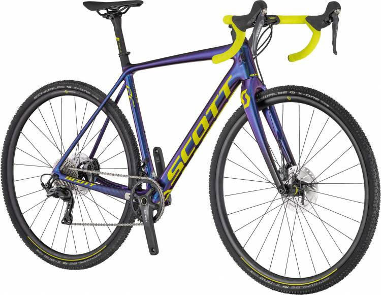 Scott Addict CX RC 2020