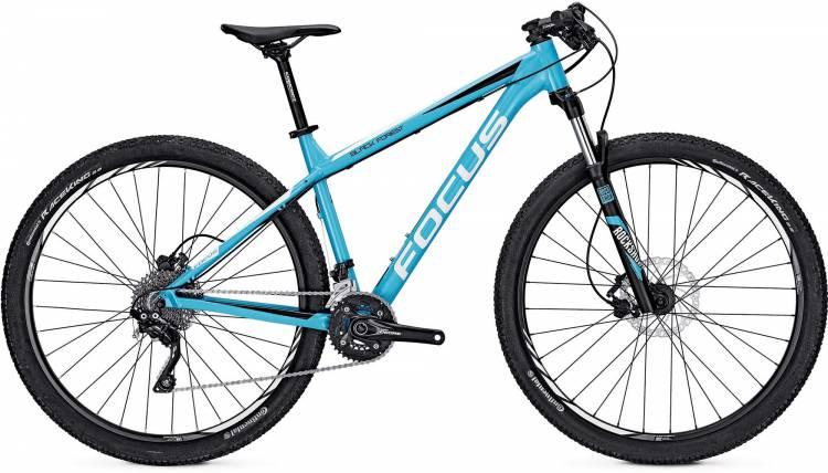 Focus Black Forest Ltd 29 maliblue 2017 - Hardtail Mountainbike