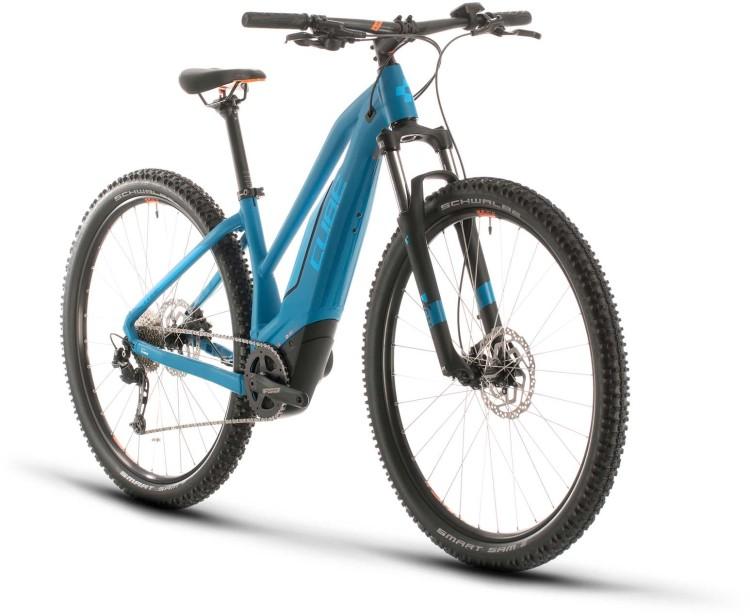 Cube Acid Hybrid ONE 500 29 blue n orange 2020 - E-Bike Hardtail Mountainbike Damen
